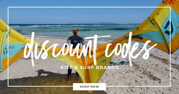 Discount Codes for Kitesurf Surf and Travel brands
