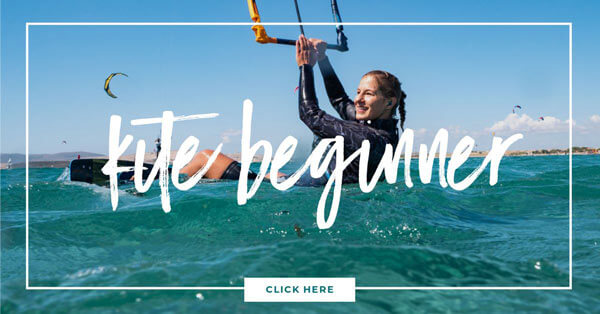 Learn kitesurfing – all the tips for kitesurf beginners - where and when to learn kitesurfing