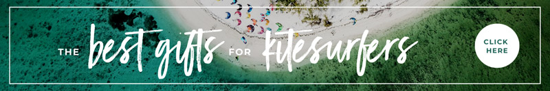 Kitesurf Gift Guide: the best presents for kitesurfers