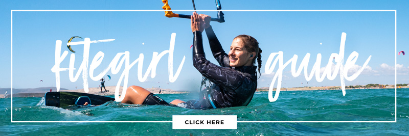 kitesurf girls: the ultimate guide for women who want to learn kiteboarding and kitesurf ladies