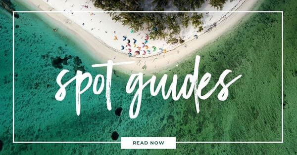 kitesurf spot guide – when and where to kitesurf on your kitesurf holiday