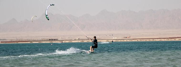 Gitte's favorite spots in Soma Bay, Egypt