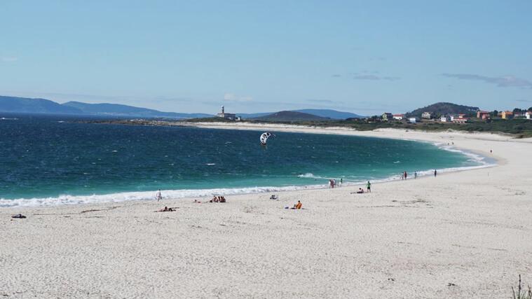 Betti from Beachtube in Galicia, Spain