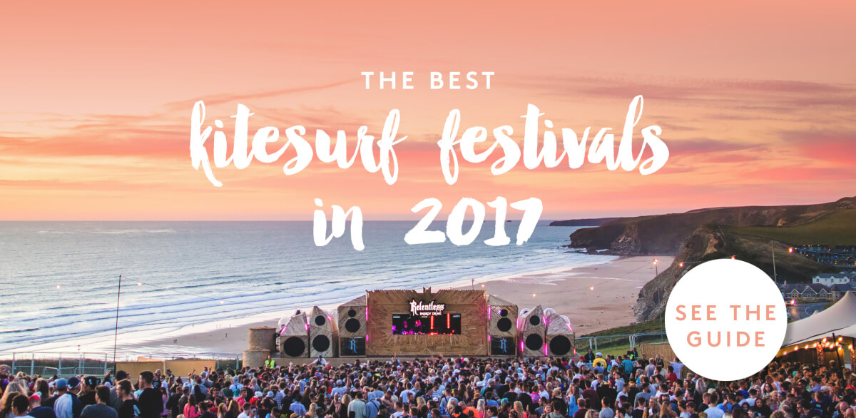 The best kitesurf events in 2017 – see the full guide here