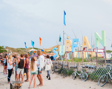 Surfana Festival in the Netherlands