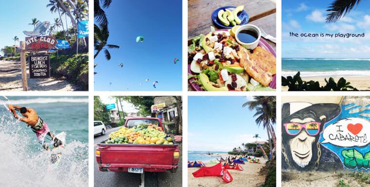 The Kitesurf Lifestyle in Cabarete in Dominican Republic