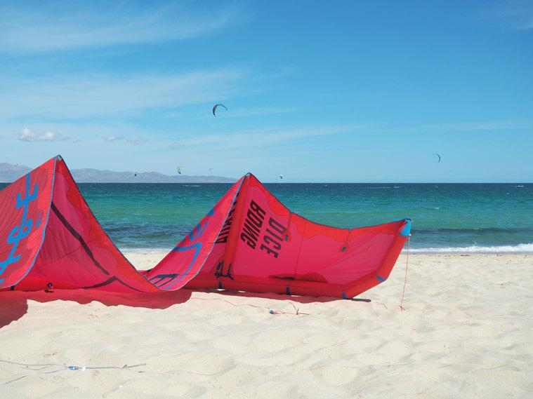 Dreaming of the last kitesurf holiday