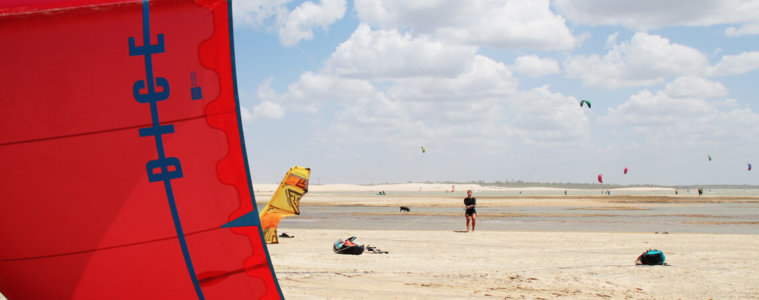 Everything you need to know if you want to learn kitesurfing
