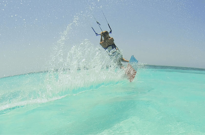 how to progress your kitesurfing