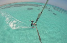 How to go from kitesurf beginner to pro and learn your first tricks