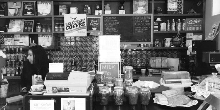 Baja Craft Coffee in La Ventana.