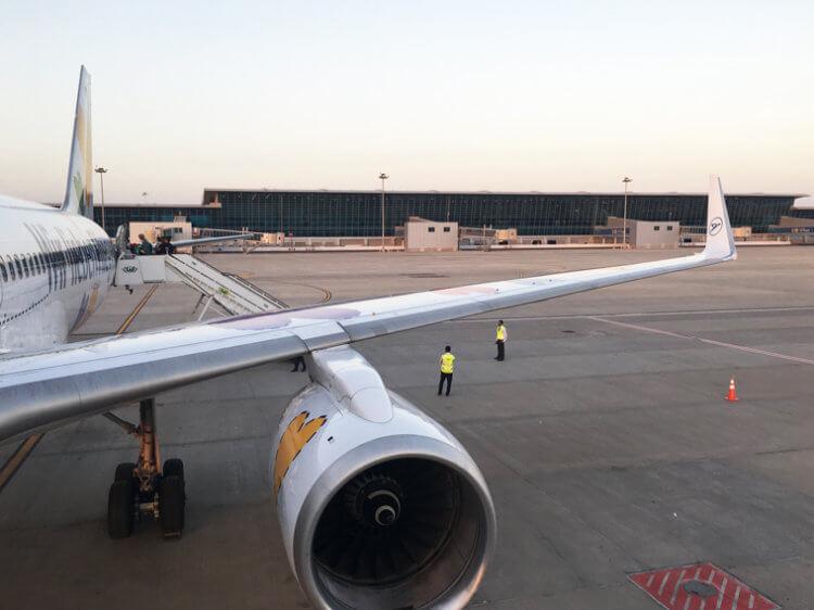 Airport Hurghada – just a 30 minute ride to El Gouna