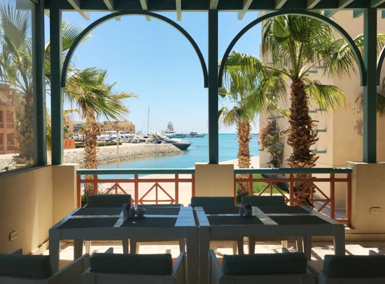 Where to stay in El Gouna