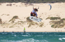 Jan Marcos Riveras Interview with the strapless kitesurfer