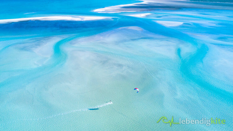 The Western Coast of Australia with endless kitesurfing opportunities!