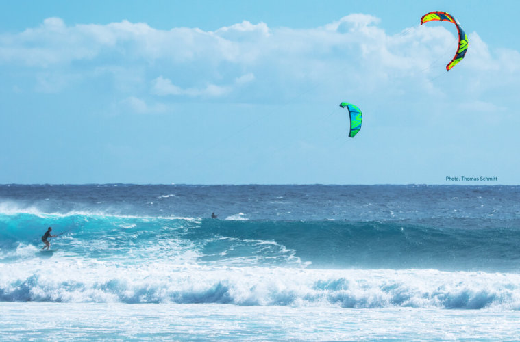 Interview with Marie Gautron – shredding some serious waves!