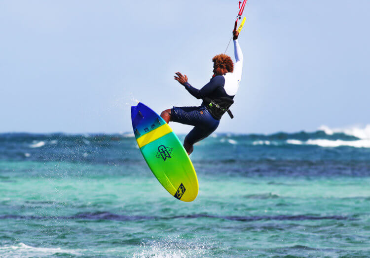 Mitu Monteiro – a true waterman throughout all disciplines