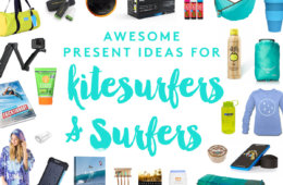presents kitesurfers surfers – awesome gift ideas for ocean lovers