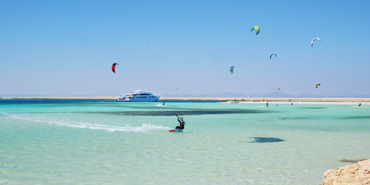 My experience of the kitesurf boat safari in Egypt with BigDayz