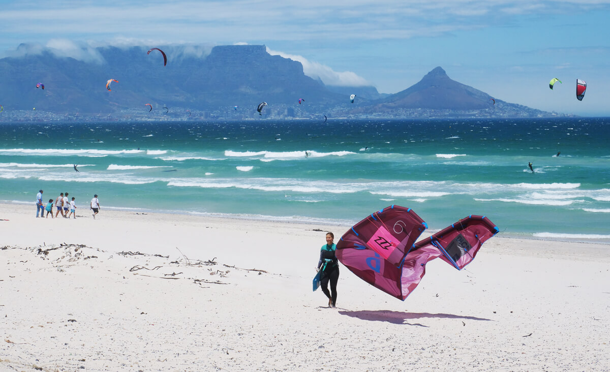 Wake Up Stoked is being supported by North Kiteboarding