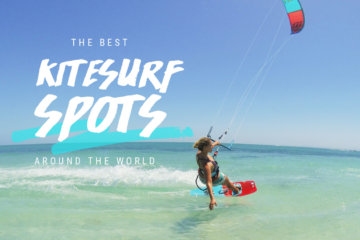 The best kitesurf spots around the world