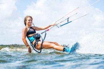 The best kitesurf bikinis and surfwear for girls who rip