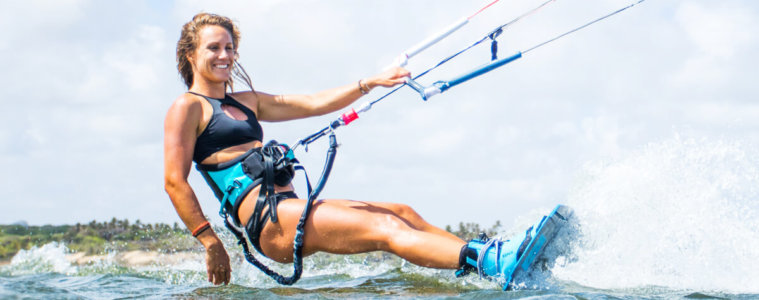 The best kitesurf bikinis and surfwear for girls who rip