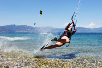 Q&A about the kitesurf digital nomad lifestyle