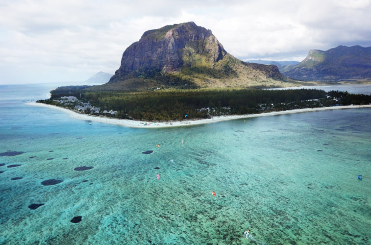 kitesurf mauritius – the spot guide for le morne