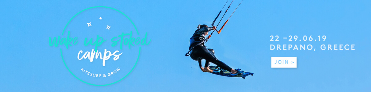kitecamp kitesurf holiday