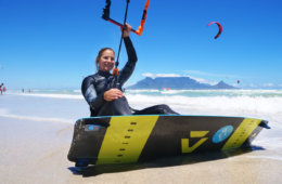 Kitesurf Failure – about fear, crashes and failing in kitesurfing – advice by a kite girl