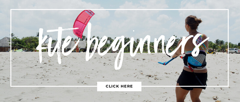 kitesurf beginners and how to learn kitesurfing, everything you need to know before your kitesurf lesson