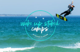 Kitesurf and Yoga Camp in Europe in June – coming soon