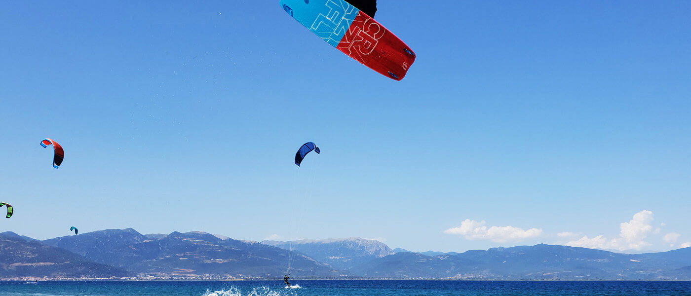 Kitecamp Kitesurf Holiday Greece June