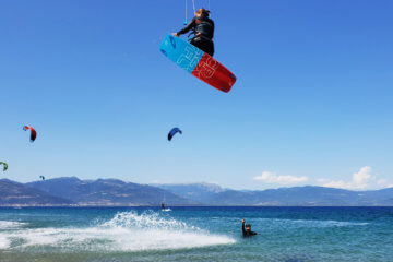 Kitecamp Kitesurf Holiday Greece June