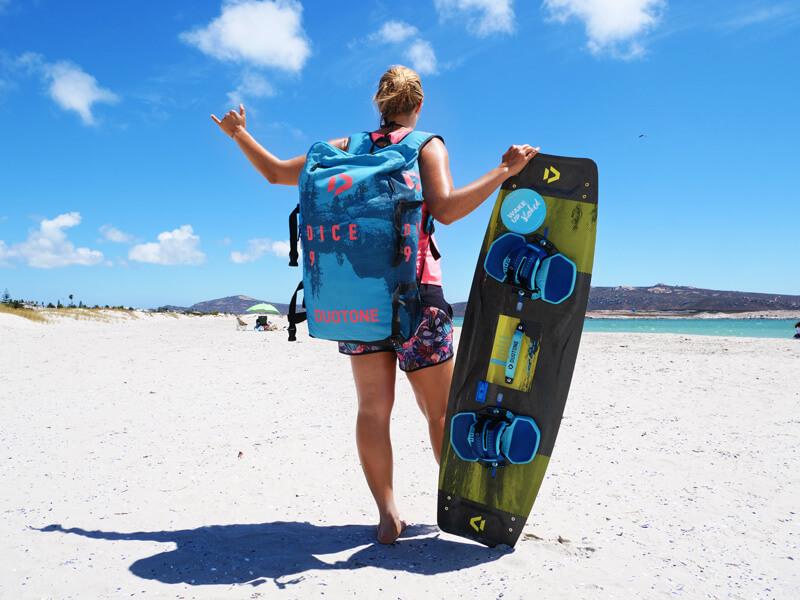 kitesurf girls and kiteboarding women that rock, inspiration and motivation
