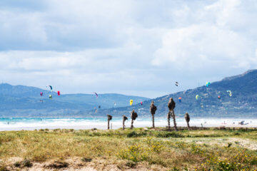 kitesurf tarifa spain spot guide for your kiteboarding holiday in tarifa
