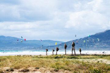 kitesurf tarifa spain spot guide for your kiteboarding holiday in tarifa