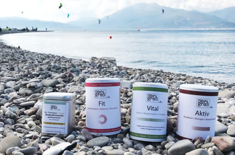 Plant powered athlete – how to get your energy for kitesurfig from greens