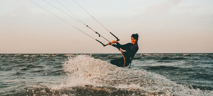 the best kitesurf spots in the netherlands – top 3 selection by local kite girl Eva