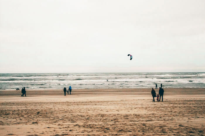 kitesurf spots in the netherlands - top 3: egmond