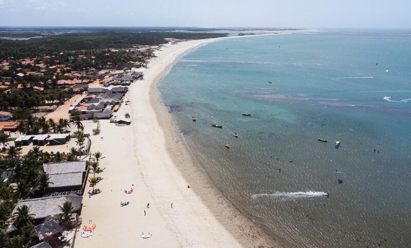 Kitesurf Spots Brazil: Barra Grande and Macapa