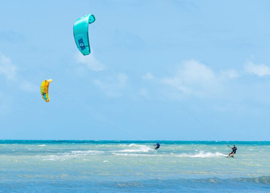 Kitesurf Spots Brazil: Icaraizinho