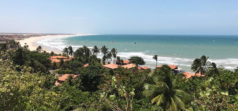 Kitesurf Spots Brazil: Taiba wave spot