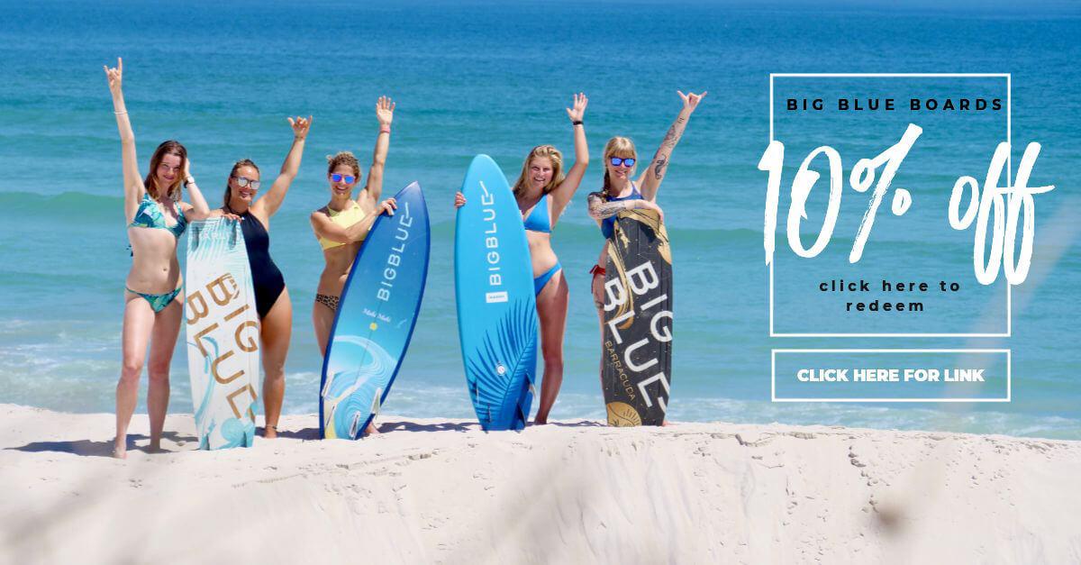Discount code big blue boards kiteboards twintips surfboards