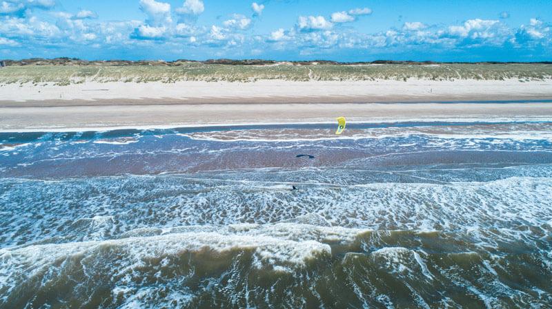 Kitesurf Netherlands Bergen aan Zee Spot Guide
