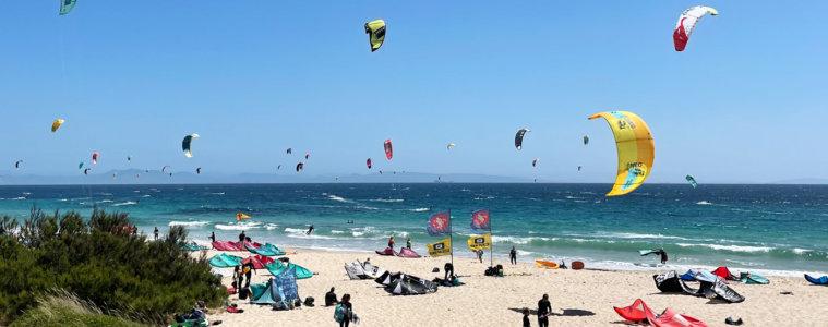 kitesurf tarifa spain spot guide kitesurf spots for your kite vacation
