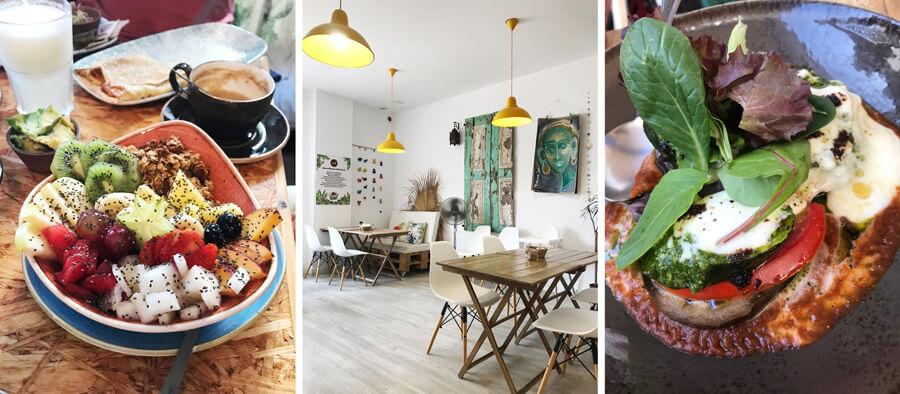 Tarifa Restaurants Cafes Kitesurf Guide